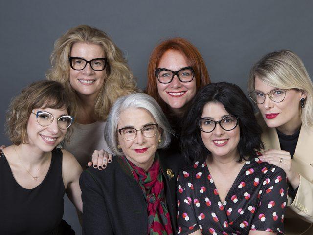 As Mulheres de Visão do Squad NV